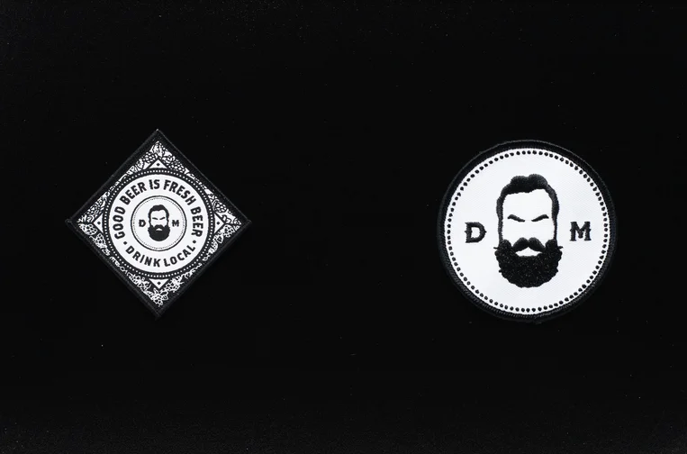 Image of DM PATCHES