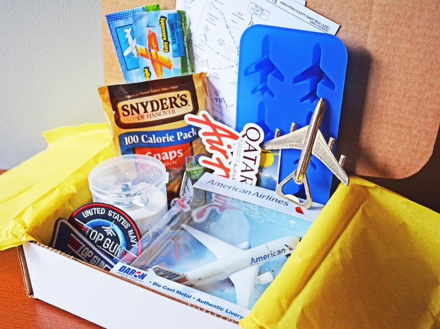 Image of Flight Geek Box