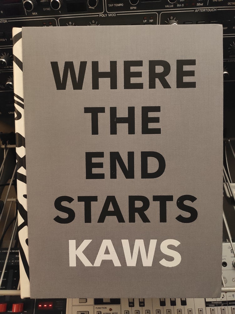 Image of KAWS: Where the End Starts