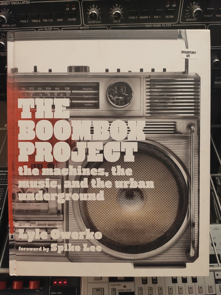 Image of The Boombox Project: The Machines, the Music, and the Urban Underground