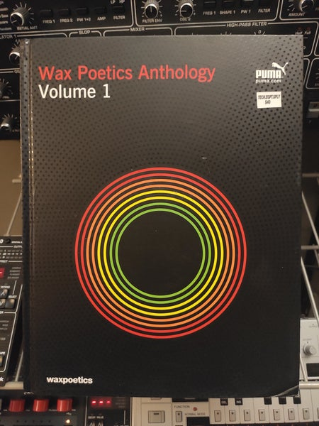 Image of Wax Poetics Anthology Volume 1