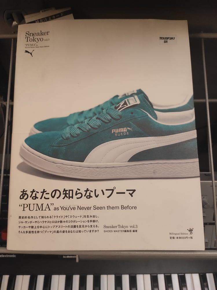 Image of Sneaker Tokyo vol.3 'PUMA'