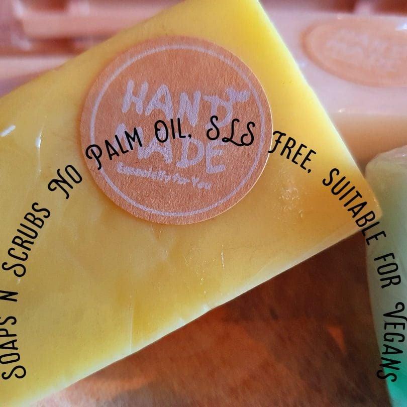 ADD HANDMADE SOAP by SoapsnScrubs