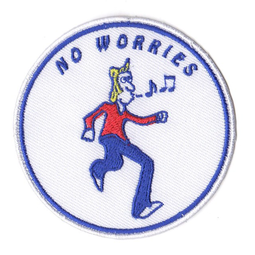 Image of No Worries Patch
