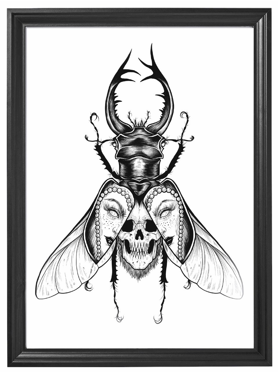 BEETLE - A3 PRINT LIMITED EDITION