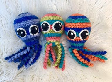 Calamari the Octopus Kits
