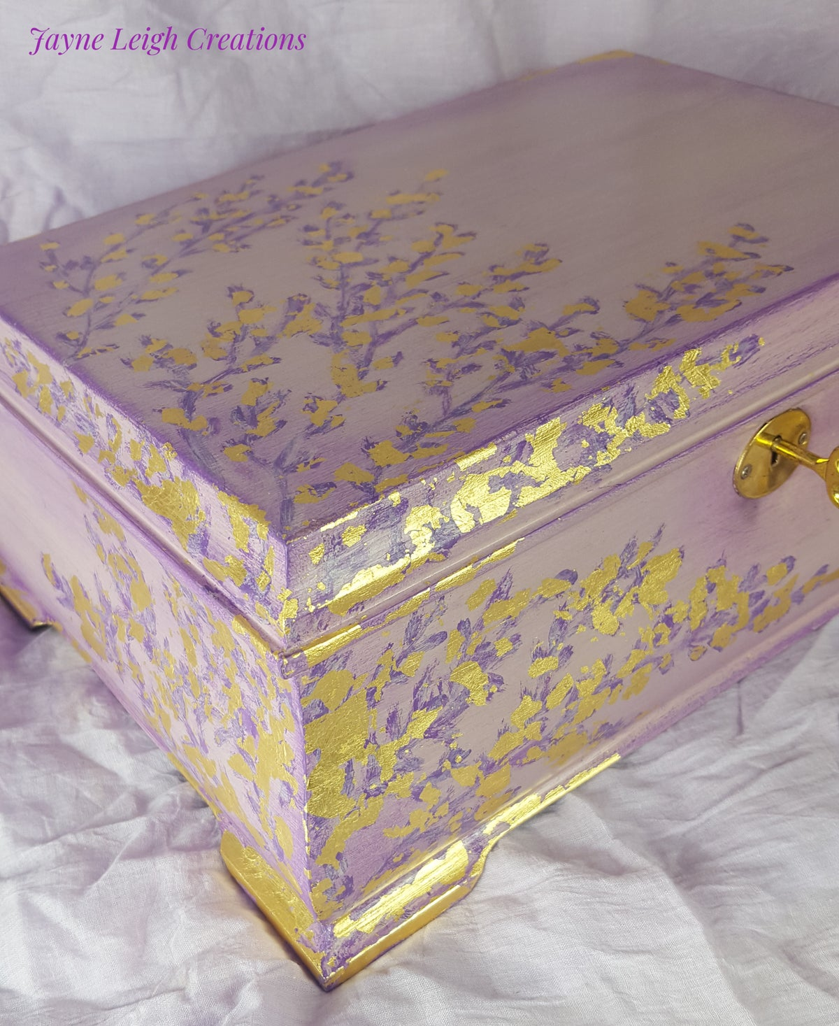 Image of SOLD Jewellery Chest