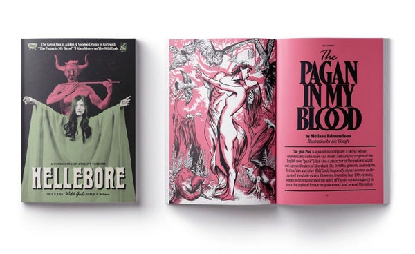 Image of Hellebore #2: The Wild Gods Issue