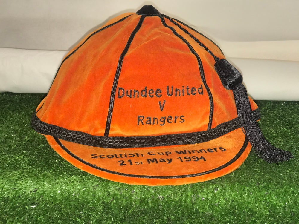 Image of Dundee United 1994 Scottish Cup Winners Commemorative Cap