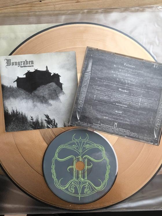 Image of Wongraven original cd