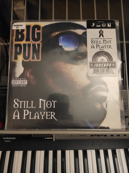 Image of Big Pun ‎– Still Not A Player