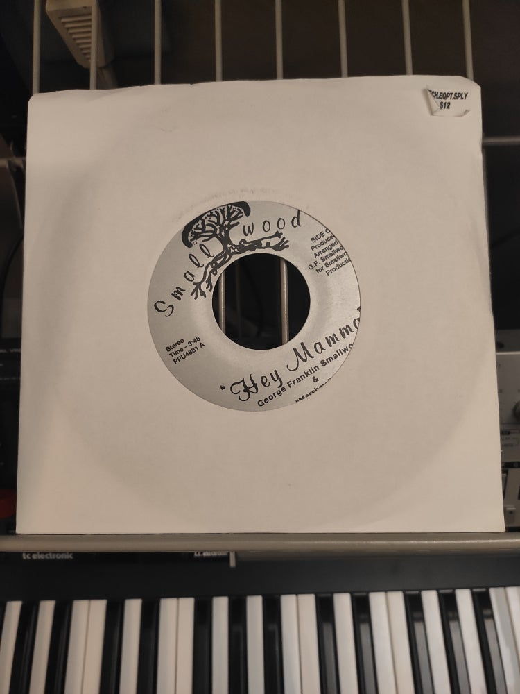Image of George Franklin Smallwood & Marshmellow – Hey Mamma / I Love My Father