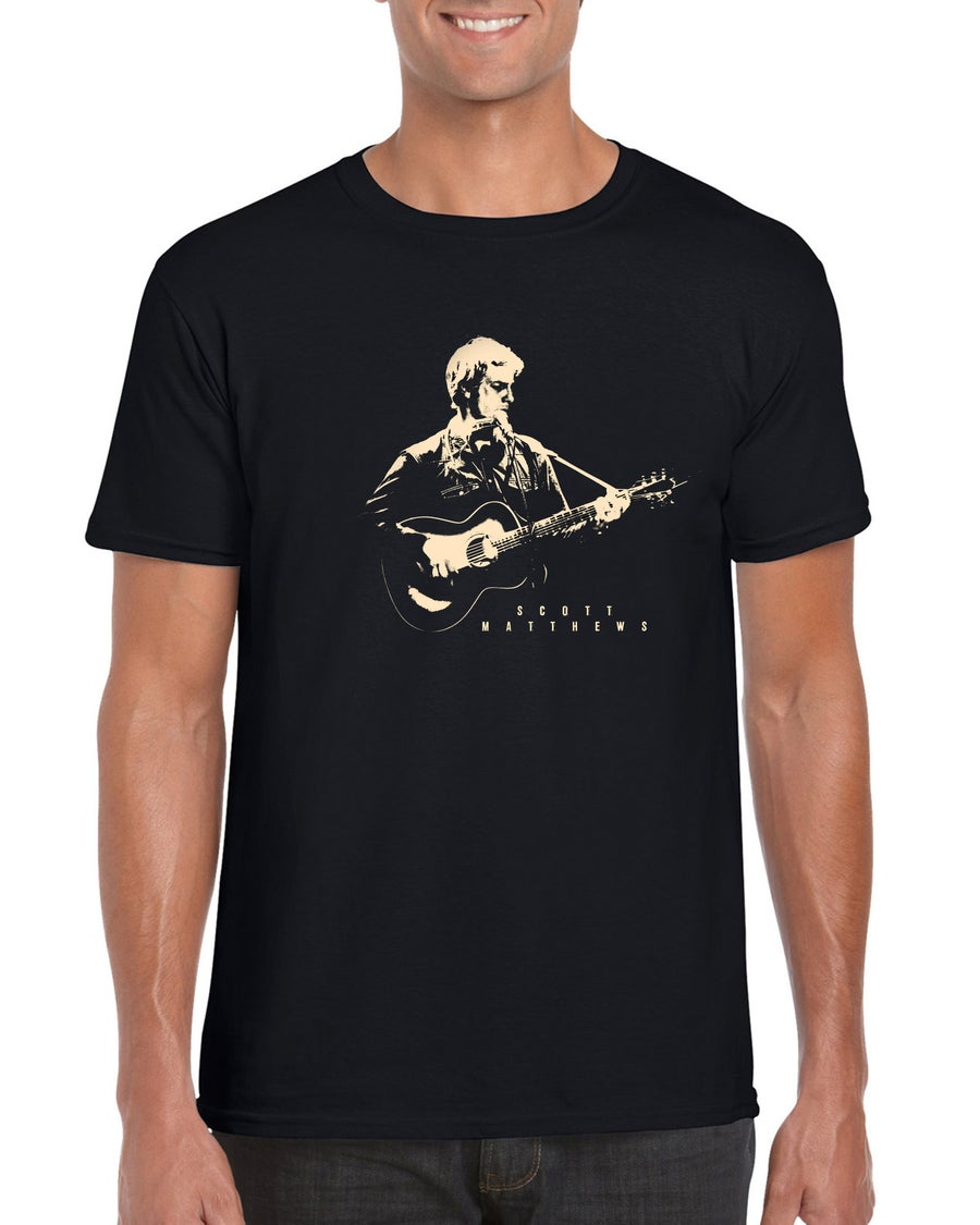 Image of Scott Matthews - Men's T-shirt PRE-ORDER