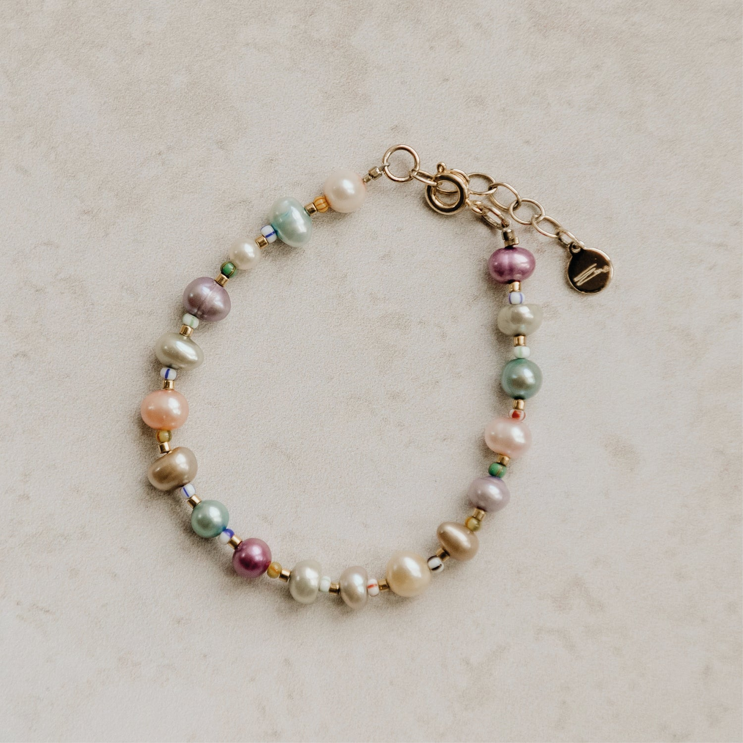 Image of Mum & Daughter Connect Bracelet