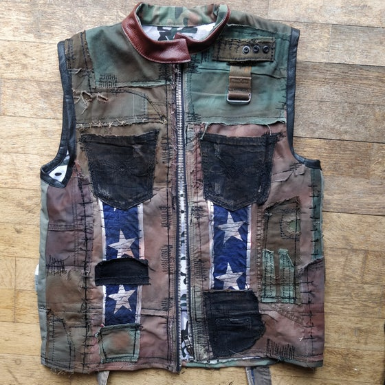 Image of Covid vest