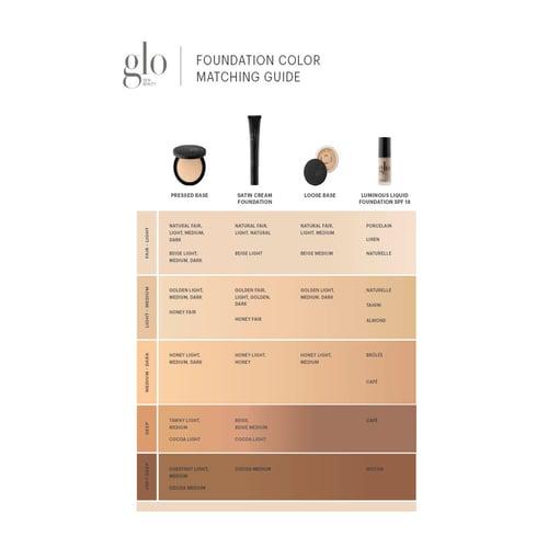 Image of GLO Pressed Base