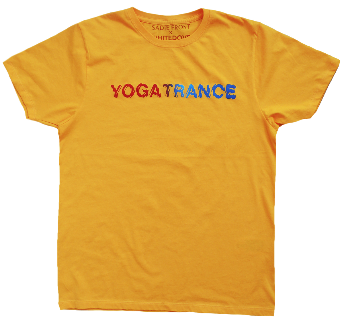 Recycled YogaTrance Rainbow/Yellow