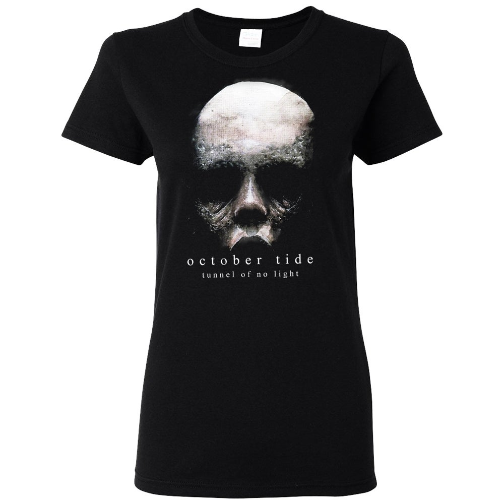 Image of Tunnel Of No Light T-shirt (female)