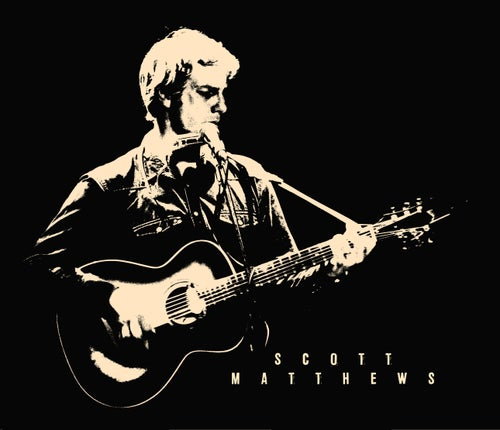 Image of Scott Matthews - Ladies T-shirt