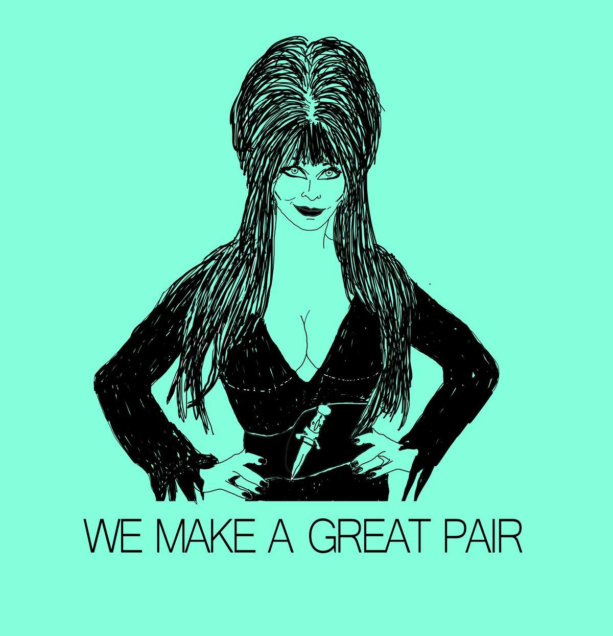 Image of Elvira Card