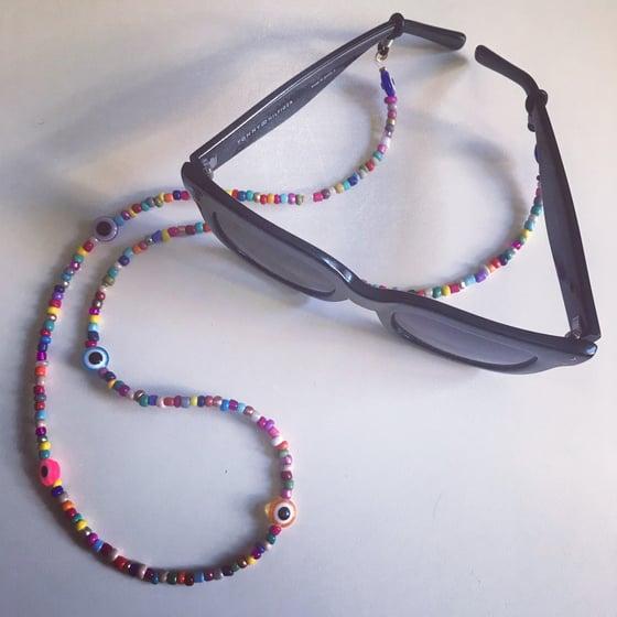 Image of Cordon de lunettes / glasses Corde