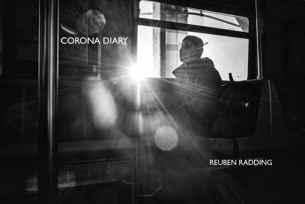 Image of CORONA DIARY: Limited Edition Zine