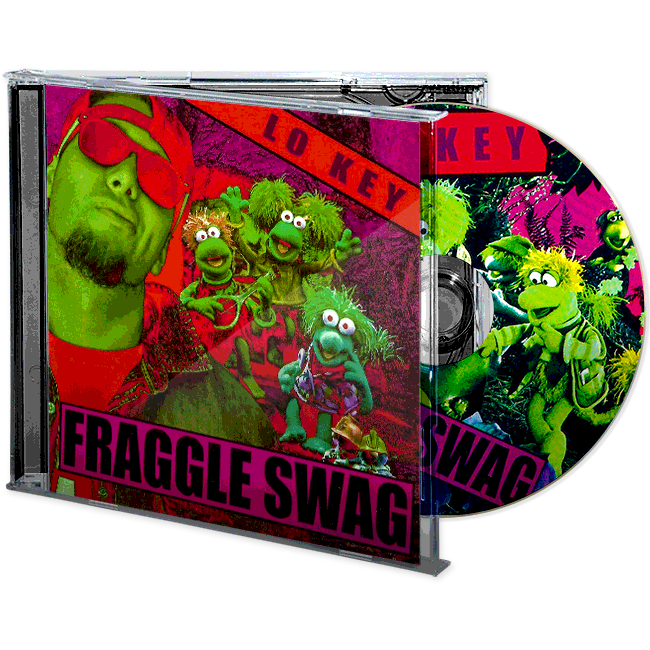 "Image of ""Fraggleswag"" CD"
