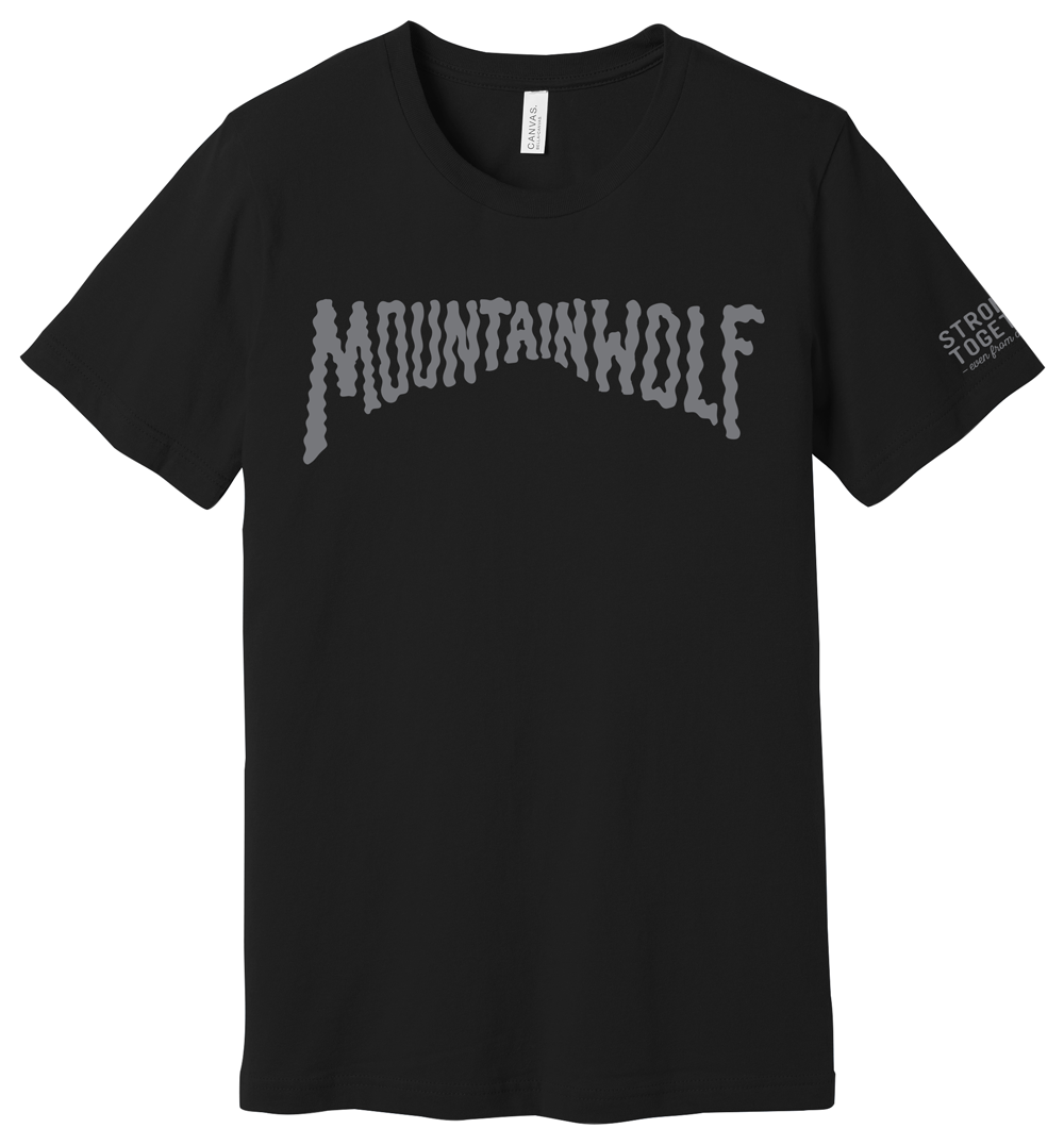 "Mountainwolf ""Stronger Together"" Tee"