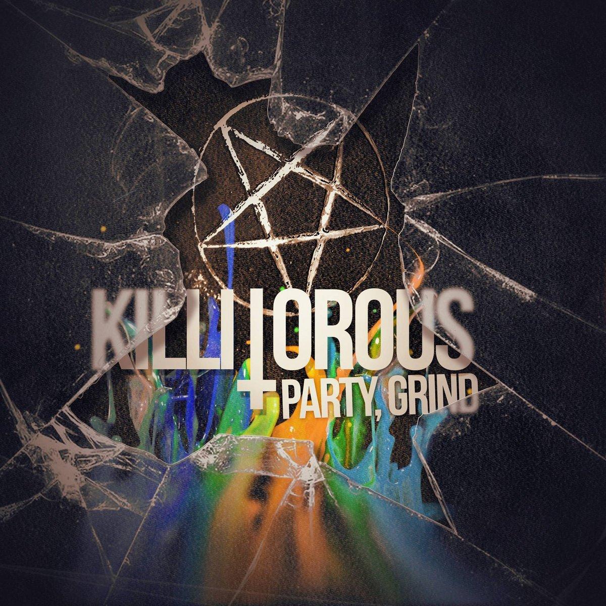 """TNTCLS 008 - KILLITOROUS - """"Party, Grind"""" - CD"""