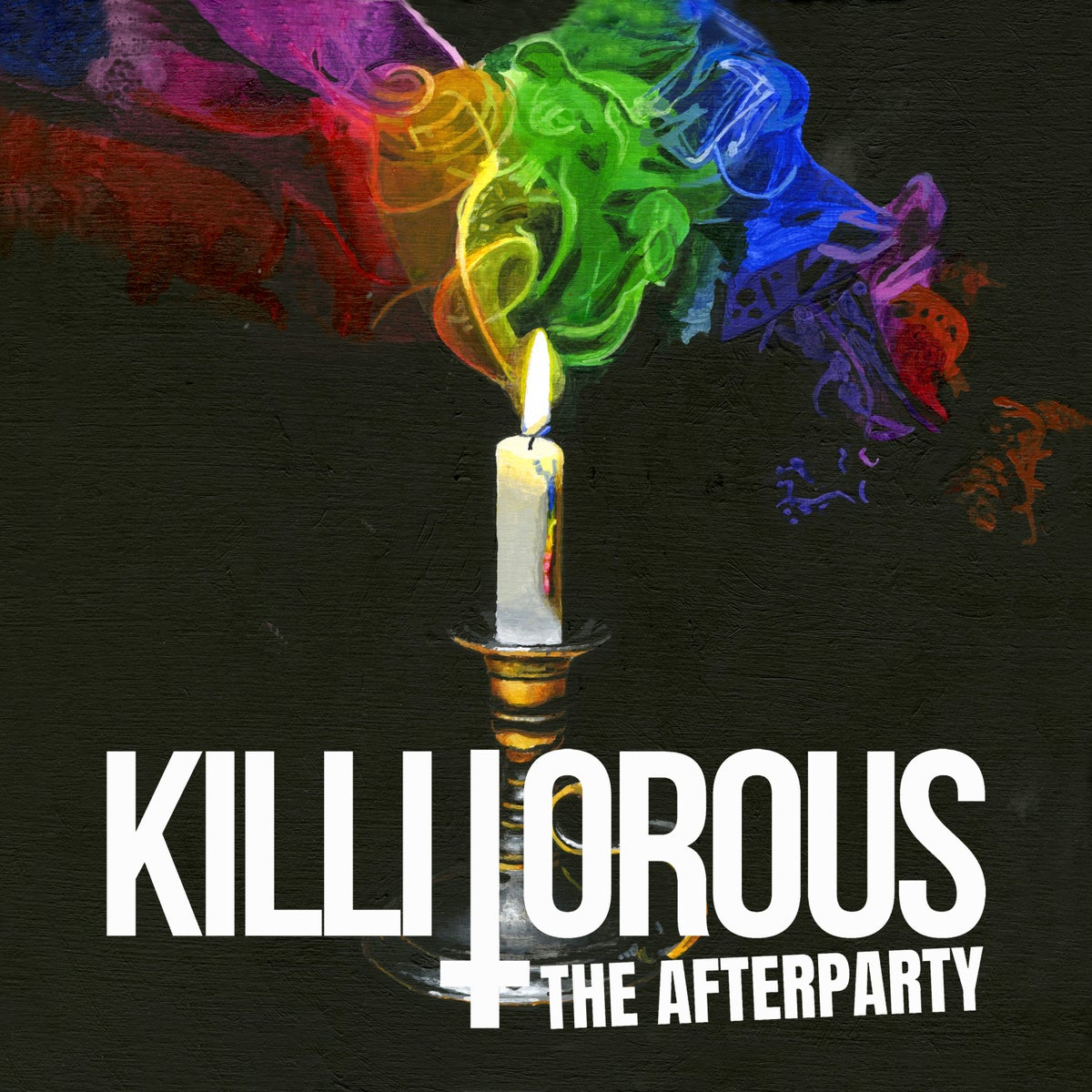 "TNTCLS 007 - KILLITOROUS - ""The Afterparty"" - CD"