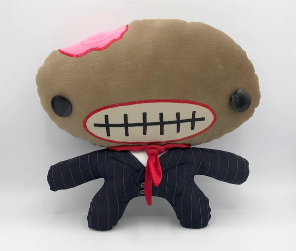 Image of Handmade Zombie Plush