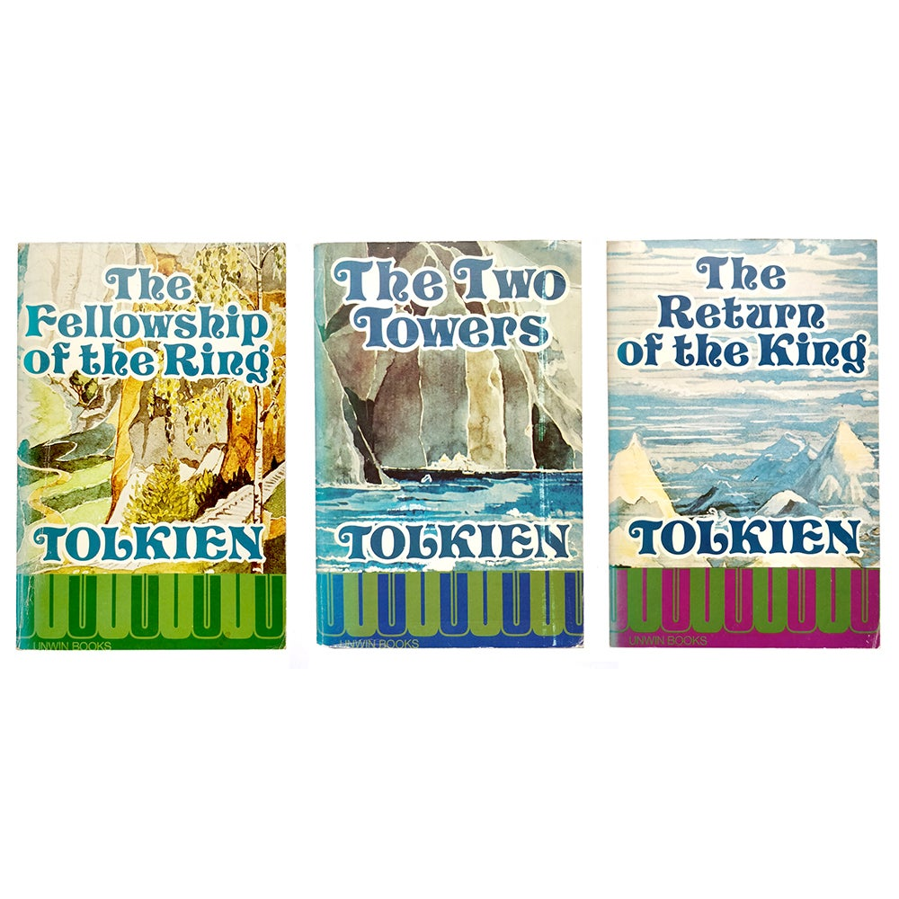 The Lord of the Rings Trilogy - J R R Tolkien
