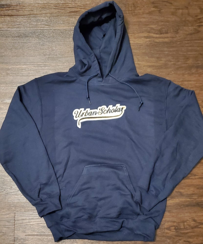 Image of Embroidered Hoodies