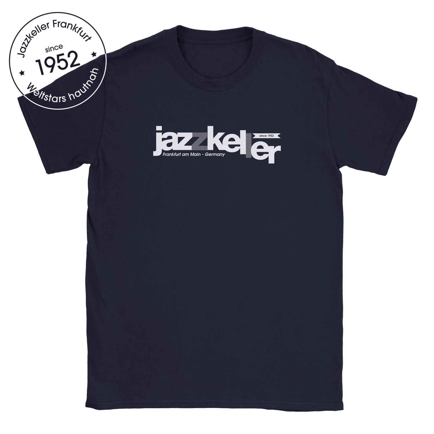 Image of Jazzkeller Crew  Navy blue XL