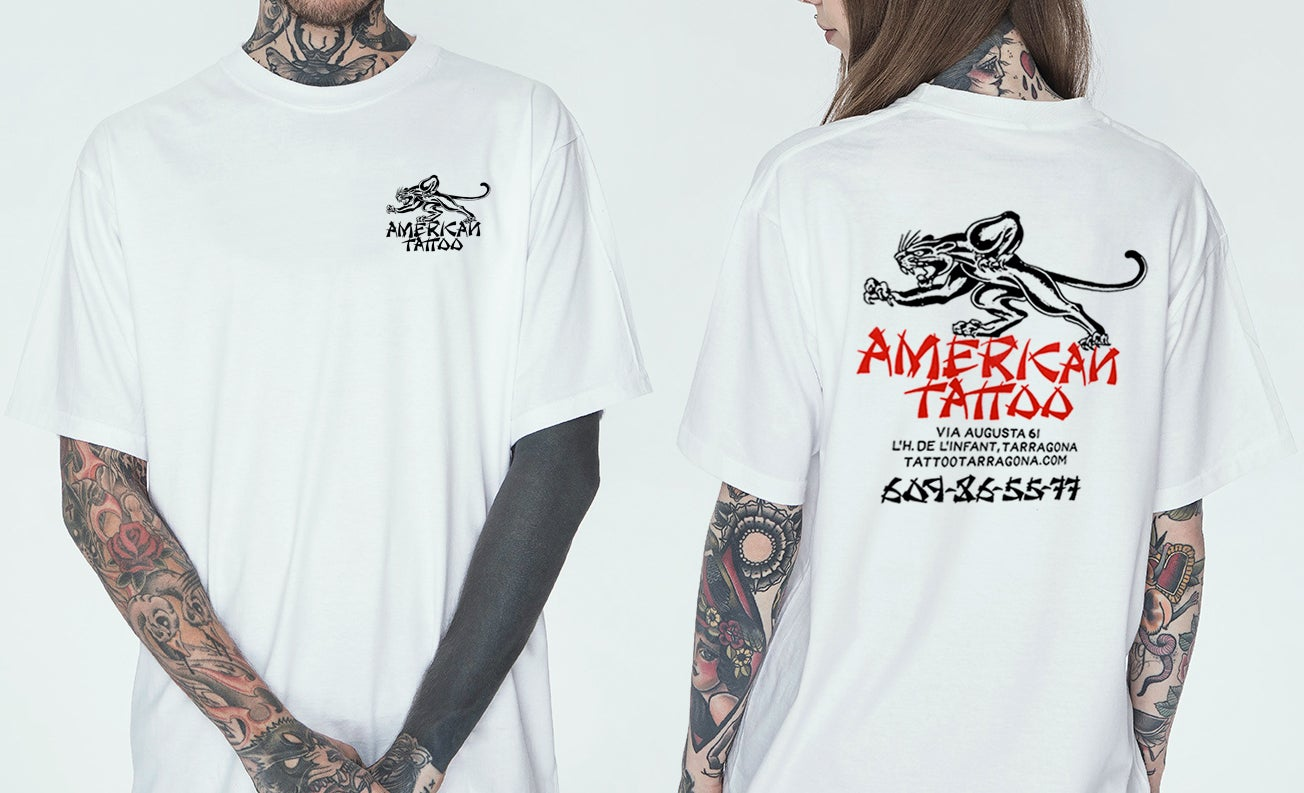 American Tattoo Japanese