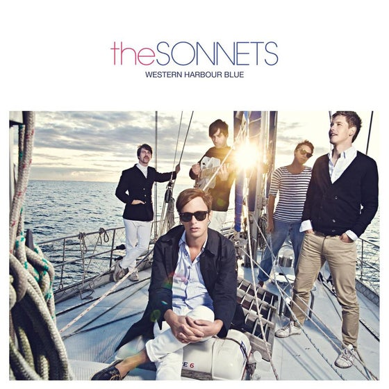 Image of The Sonnets - Western Harbour Blue (CD)