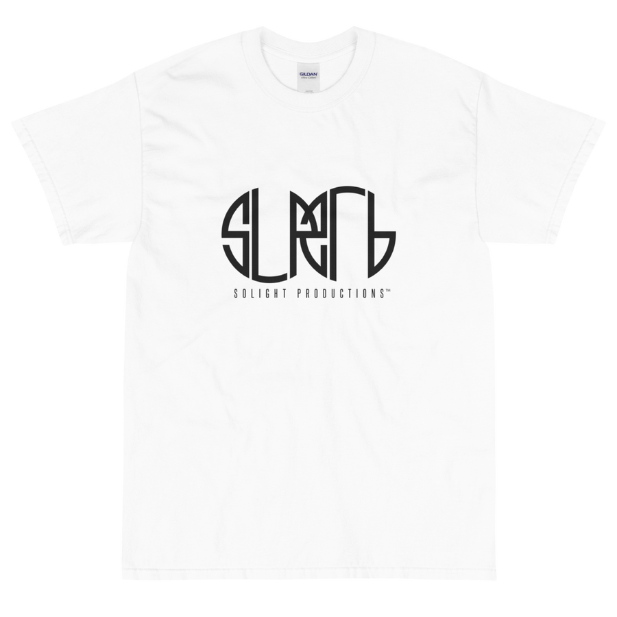 Image of White Solight Tee