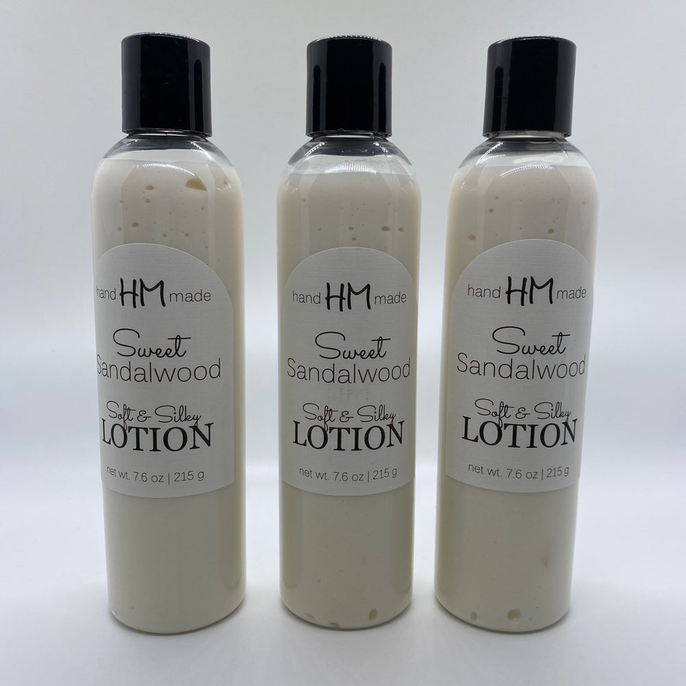 Image of Soft & Silky Lotion