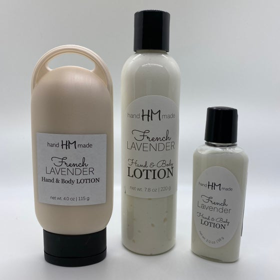 Image of Travel Lotions