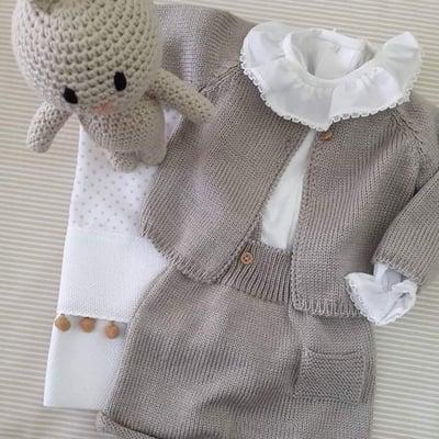 Conjunto de bebé - Lopo Xavier
