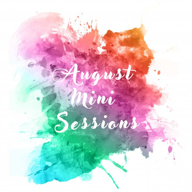 Image of August Mini Session Retainer Fee