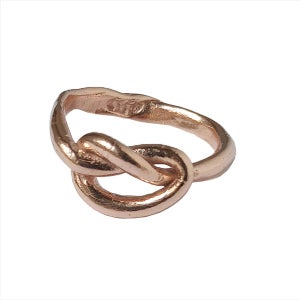 Image of Love Knot Ring