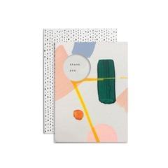 Image of Sahara Thank You Card Box