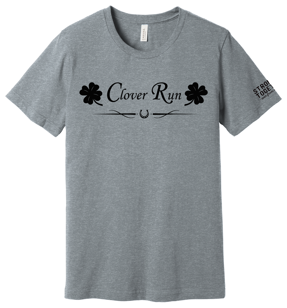 "Clover Run ""Stronger Together"" Tee"