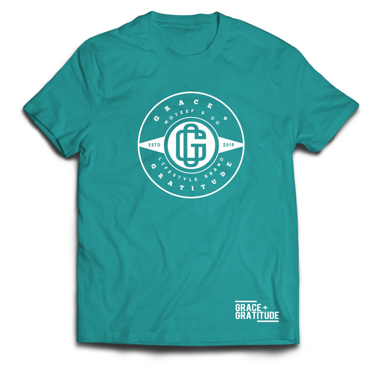 Image of Grace + Gratitude Armour T-Shirt