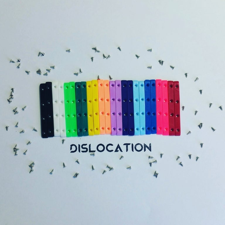 Image of Dislocation (GLOW) Boardrails
