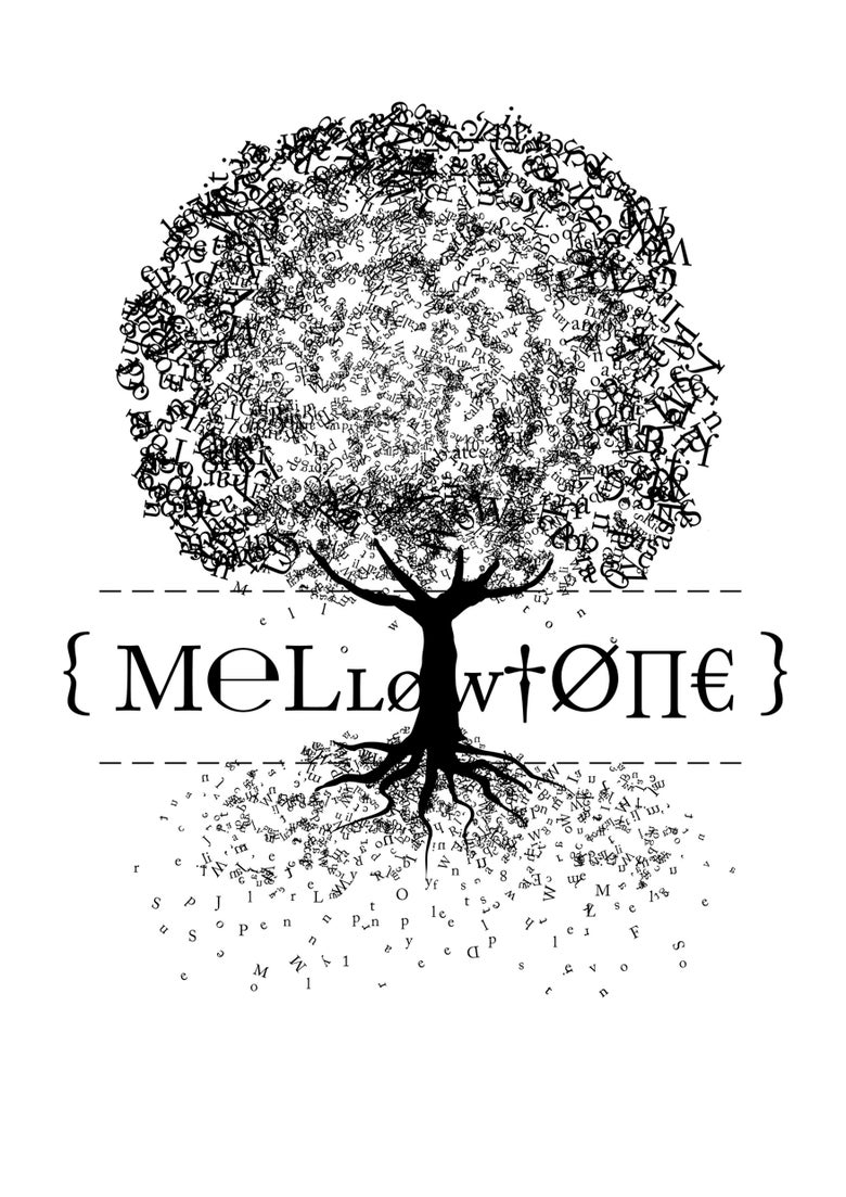 Image of Mellowtone Quercus, by Michael Snowdon. A3 screenprint