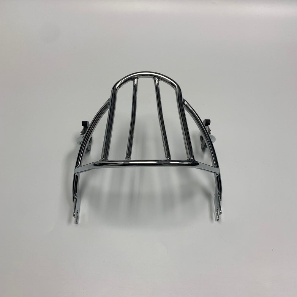 Image of Quick Detach Luggage Rack (fits 2004+ XL / Sportster)