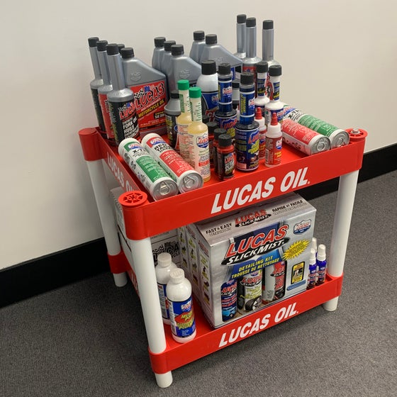 Image of Lucas Oil Products (Assorted Oils, Greases & Additives from $6.99)