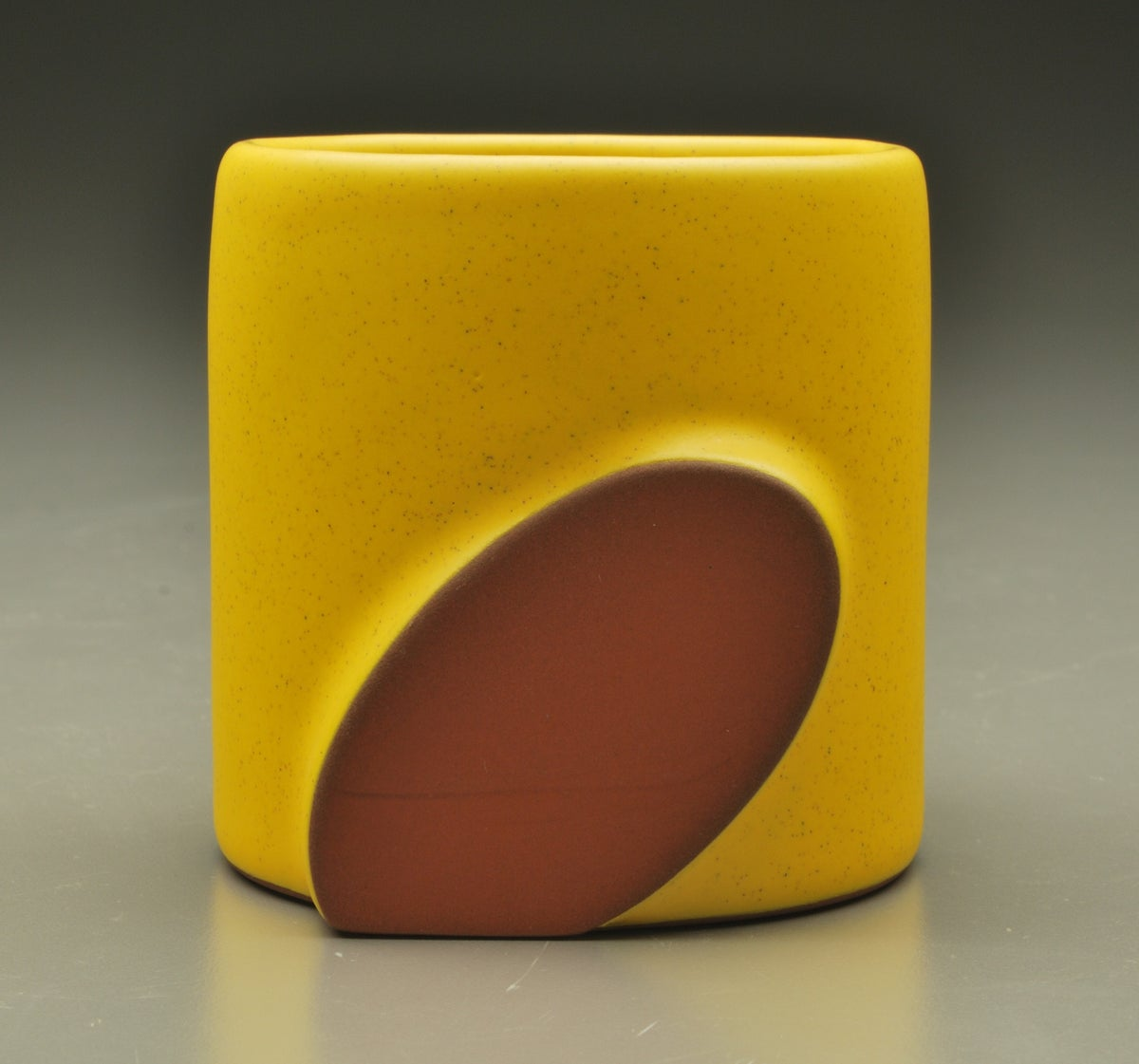 Image of Colored Satin Glaze. These are Glaze Sample colors.